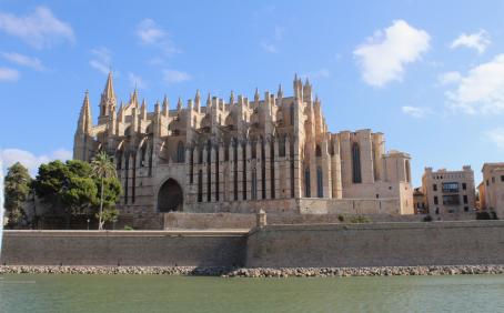Kathedrale Palma de Mallorca