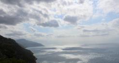 westliche Steilküste